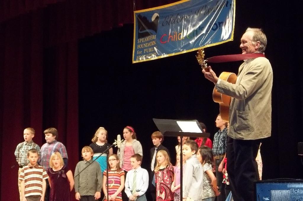 Elder's Wisdom, Children's Song