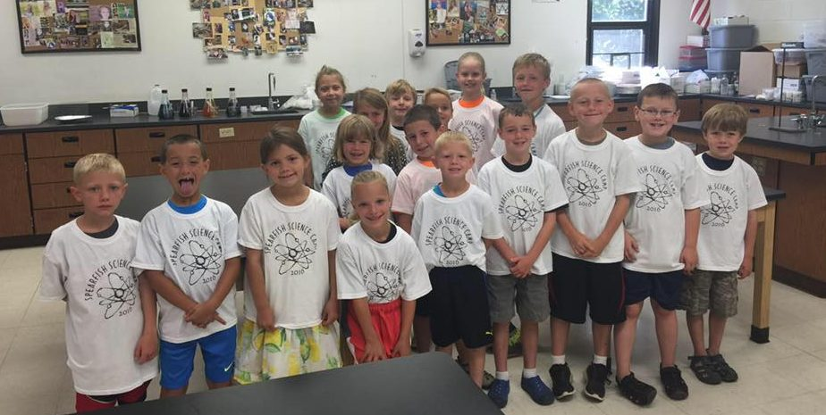 Elementary Science Camp
