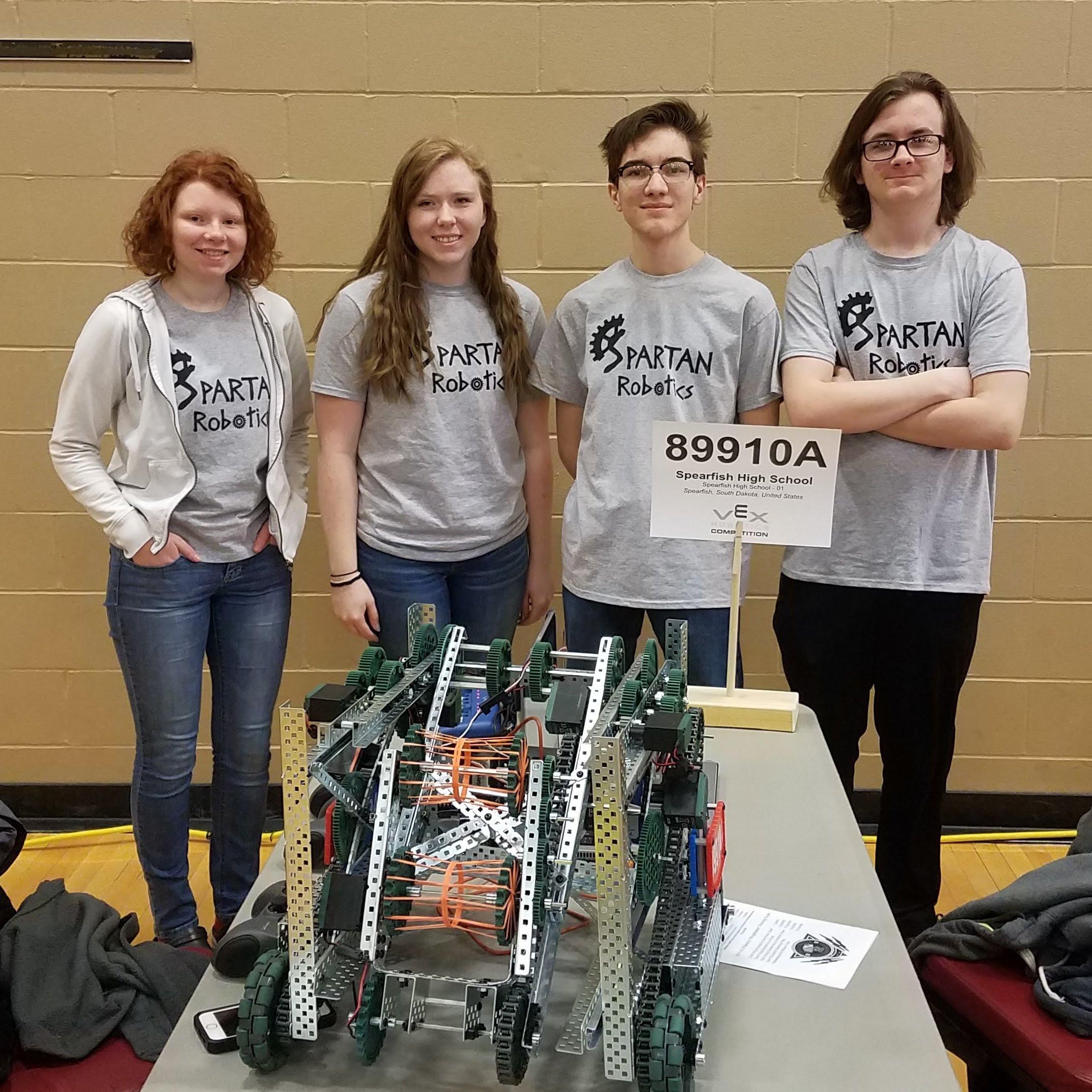 Spearfish High School Robotics